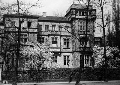 Die Villa Kennedy