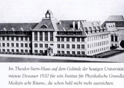 Das Theodor-Stern-Haus